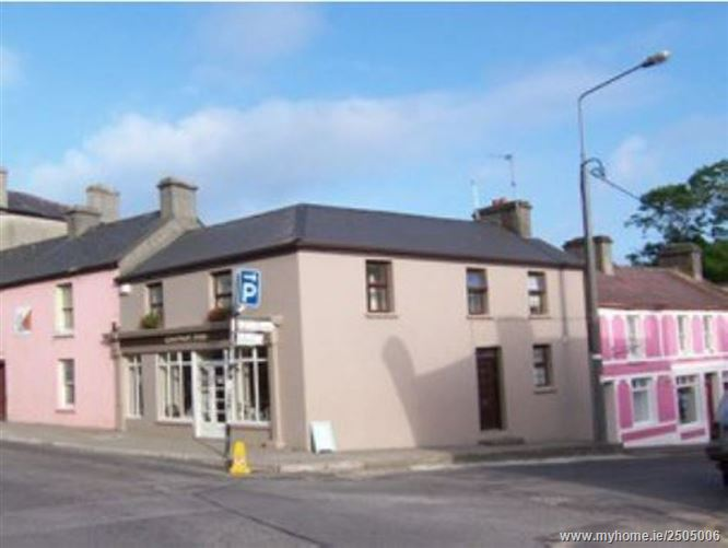 Shop and apartment, Main Street, Schull,   Cork West