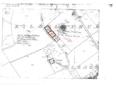 Photo of 1 Acre site at Killballyhue, Tinryland, Carlow