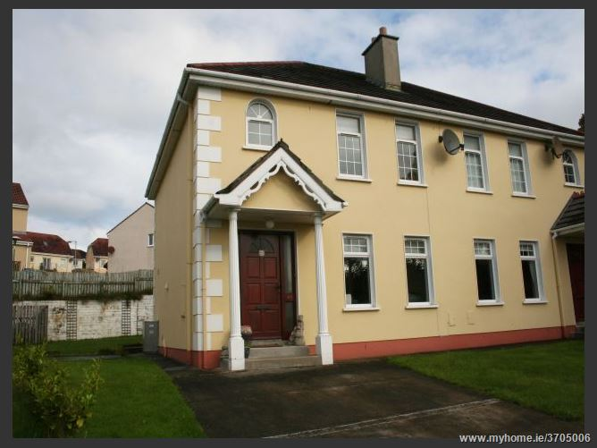 25 Brookfield Heights, Letterkenny, Donegal