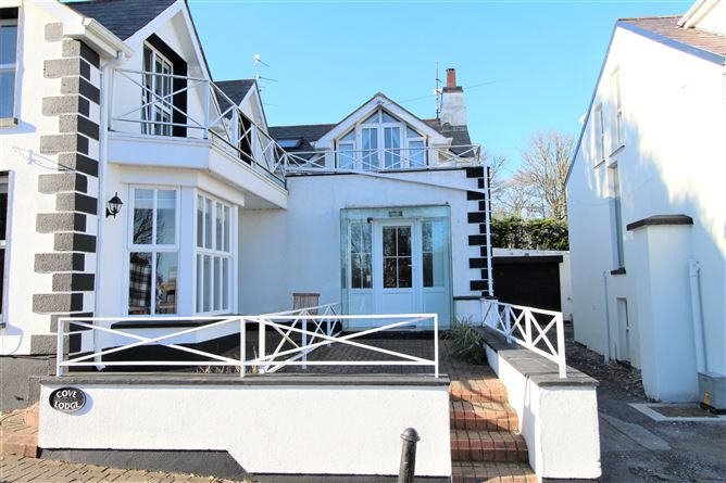 Main image for No. 1 Cove Lodge, Dunmore East, Waterford