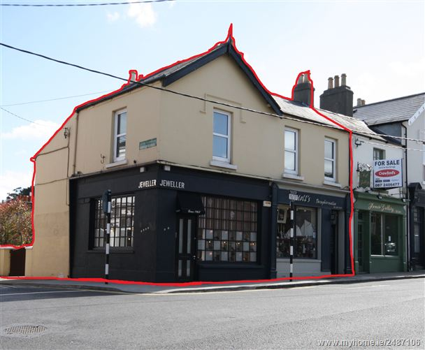 6 and 6a Railway Road, Dalkey,  South County Dublin