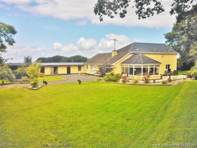 """Sleepy Hollow"", Residence on c. 0.75 Acre, Punchestown Upper, Kilteel, Naas, Kildare"