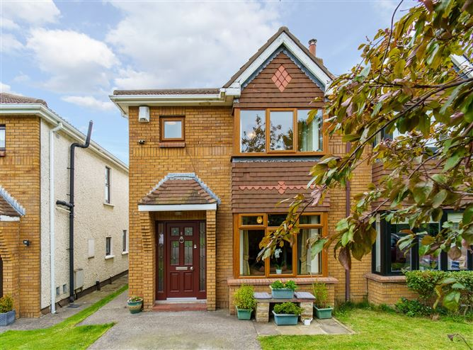 Main image for 8 Glenbourne Road, Leopardstown, Dublin 18