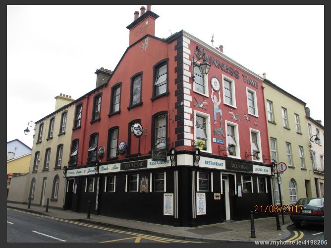 The Old Stand Pub & Restaurant, Emmet St/Lord Edward St