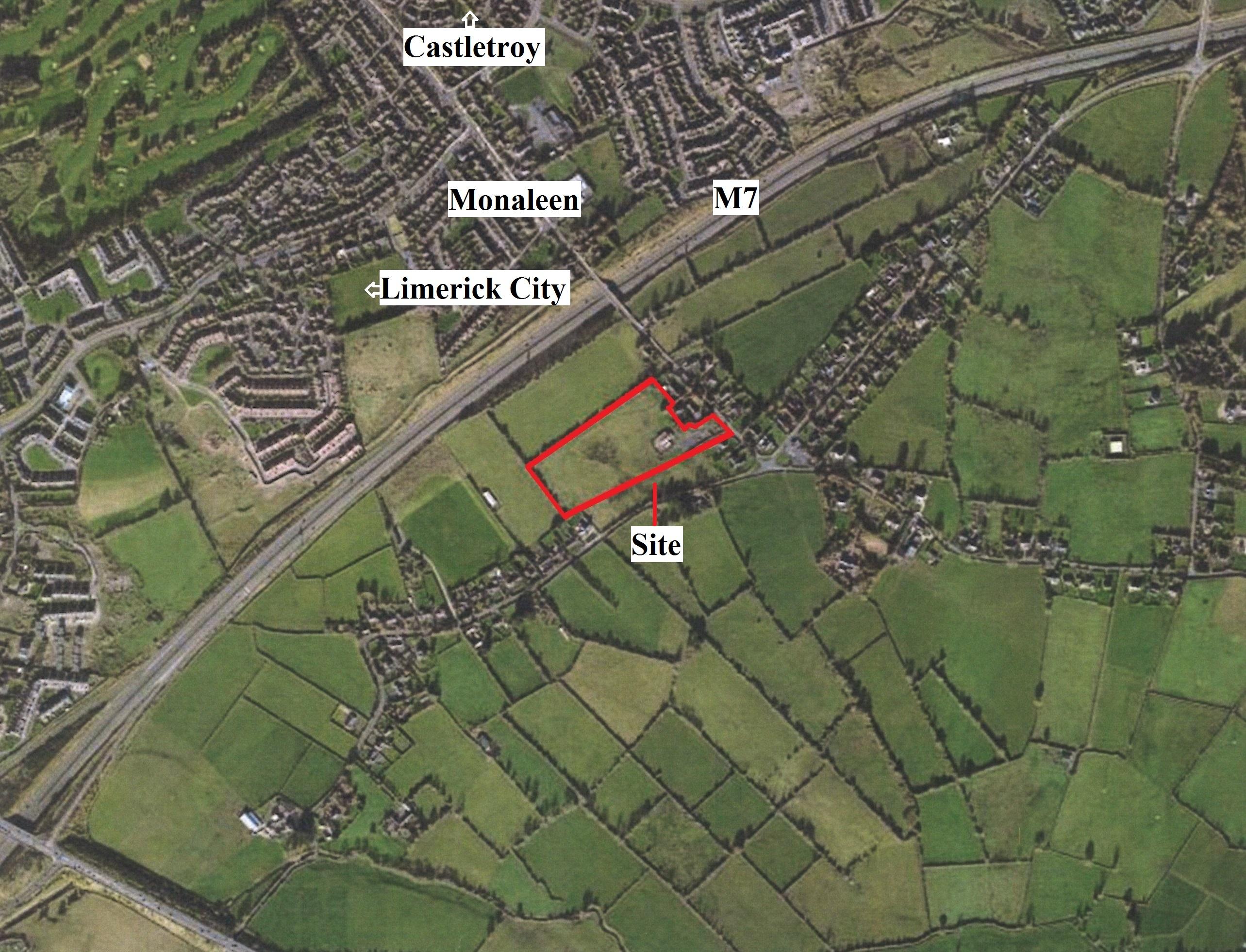 Lands Monaleen Road, Castletroy, Limerick