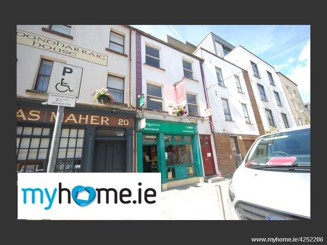 Second Floor Office Unit, 19 O\'Connell Street, Waterford City, Co. Waterford