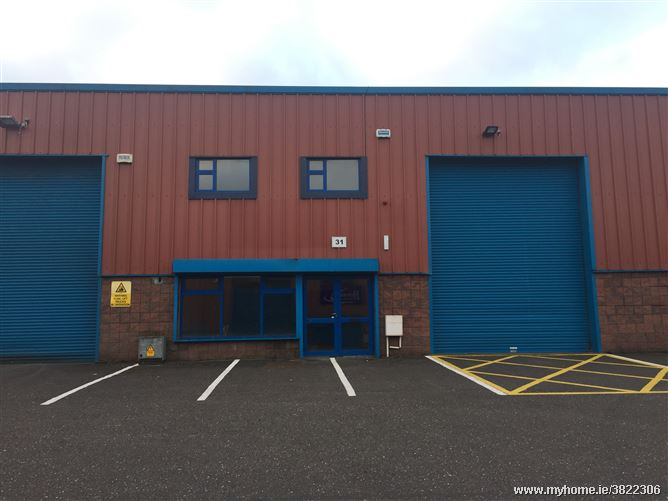 Unit 31 Doughcloyne Court Industrial Estate, Sarsfield Road, Wilton, Cork City, T12 X365