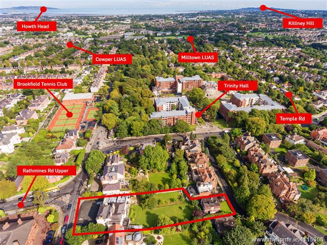 Ardagh House & 8b Sunbury Gardens, Dartry, Rathgar, Dublin 6