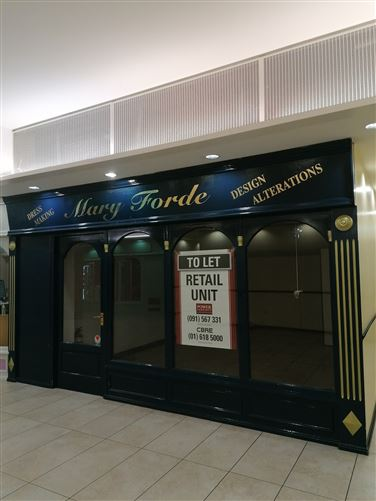 Main image for Unit 4, Level 3, Corbett Court Shopping Centre, City Centre, Galway City