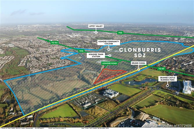 Main image for Part of Clonburris SDZ Kishogue Road, Lucan Co. Dublin, Lucan, Co. Dublin