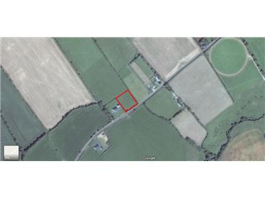 Photo of 1 Acre site with Planning Permission, Rathoe, Carlow