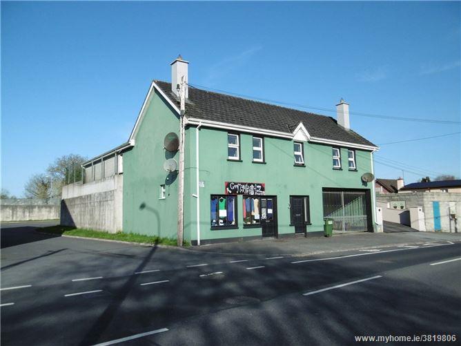 Commercial Unit & Appts, Limerick Road, Newmarket On Fergus, Co Clare