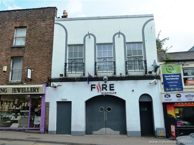 """FIRE"" Nightclub Building, 4, Stockwell Street, Drogheda, Louth"
