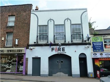 "Main image of ""FIRE"" Nightclub Building, 4, Stockwell Street, Drogheda, Louth"