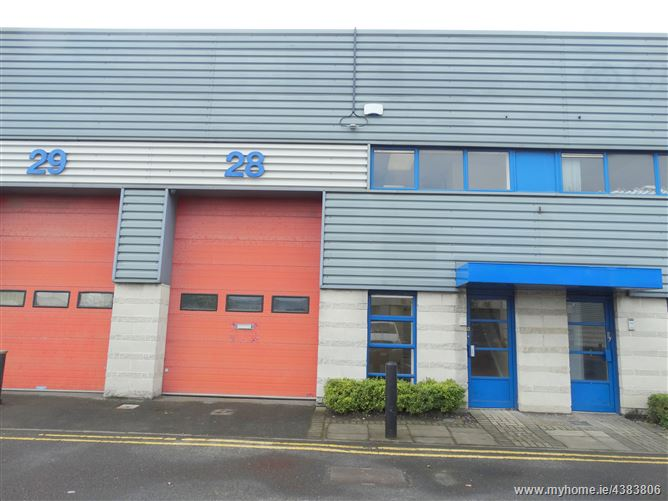 Main image for Unit 28 Western Parkway Business Park, Ballymount, Dublin 12