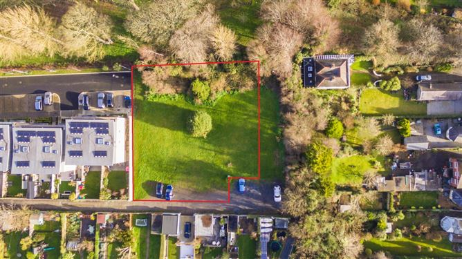 Main image for Development Site Approx. 0.38 Acres, Dollymount Avenue (Rear of 70-76), Clontarf, Dublin 3