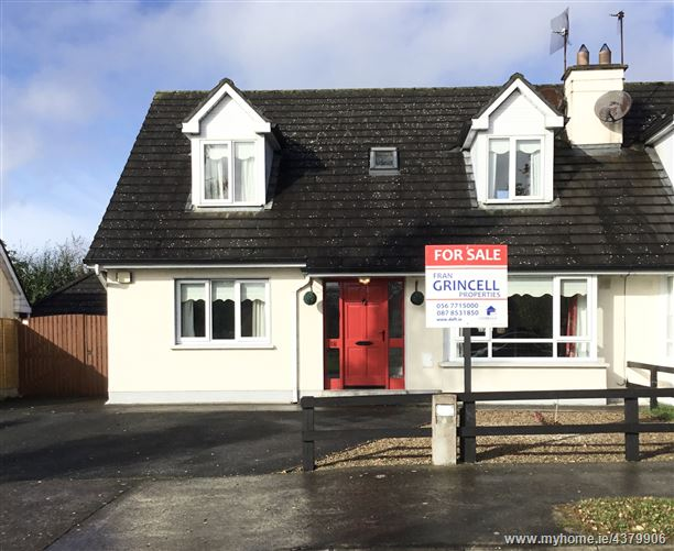 Main image for 18 Marble Court, Paulstown, Kilkenny