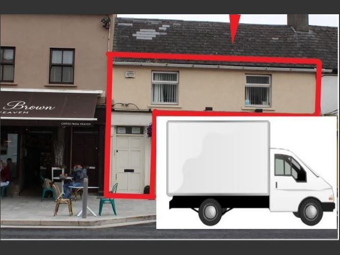 Main image for No. 8 William Street, Tullamore, Offaly