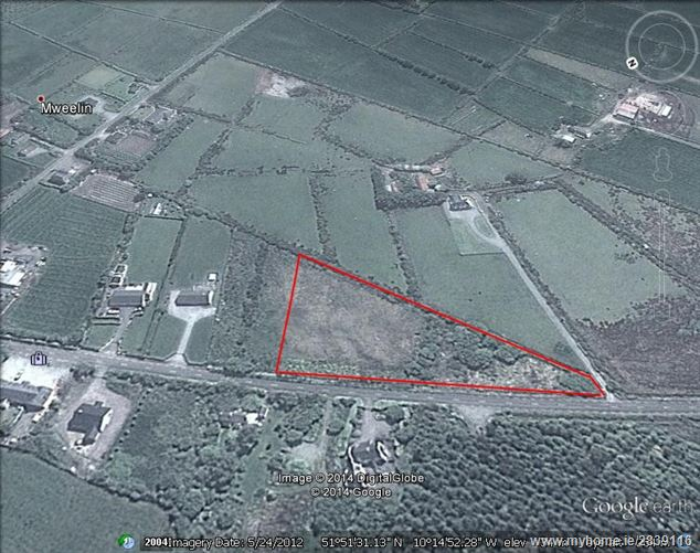 Ref 560 - Site at Cloon, Ballinskelligs, Kerry