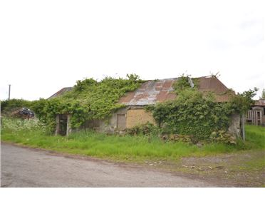 Photo of Thomastown, Johnstownbridge, Co. Kildare - Derelict Residence on Approx. 16 acres (6.48 ha)