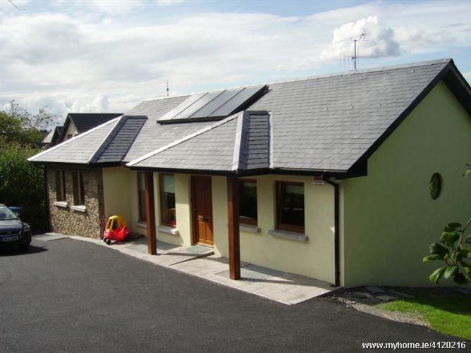 Photo of Seaside village near Cork City, Co. Cork