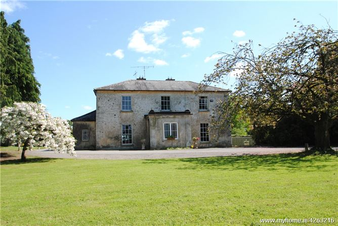Lowlands House & Approx. 44.2 Acre, Fancroft, Roscrea, Co Tipperary, E53 FP71