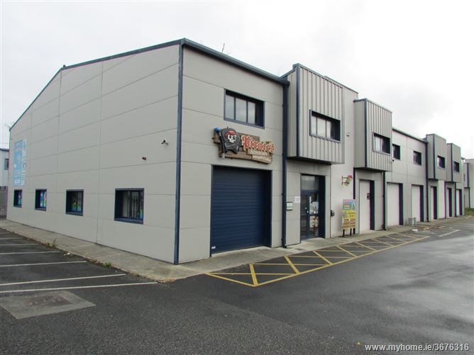 Unit No.s 1 - 4 Bayside, Riverstown Business Park