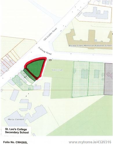 C. 0.06 HA Site at Leinster Crescent, Carlow Town, Carlow