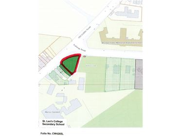 Main image of C. 0.06 HA Site at Leinster Crescent,, Carlow Town, Carlow