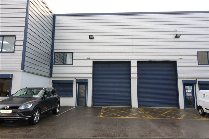 Main image for Unit C, Block 516 Grant's Rise, Greenogue Business Park, Rathcoole, County Dublin