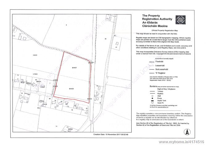 C. 9 acres of Agricultural land at Green Road, Bagenalstown, Carlow