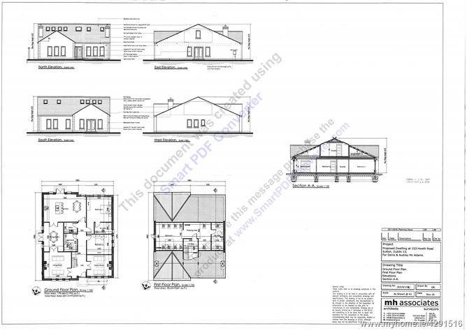 Main image for Site at 153 Howth Road, Sutton,   Dublin 13