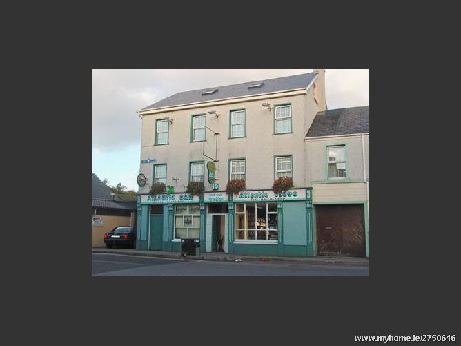 Atlantic House,Main Street,Dungloe,Co. Donegal