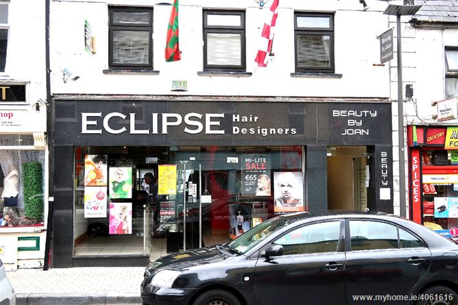 1,600 sq/ft Retail Unit Linenhall Street , Castlebar, Mayo