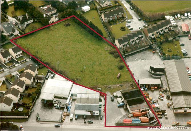 Tanyard Lane, Tullamore, Co. Offaly