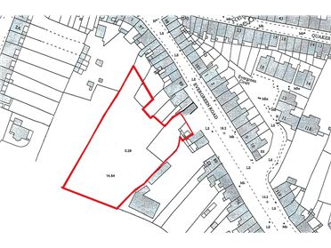 Photo of 0.7 Acre Site at Evergreen Road, Turners Cross, Cork