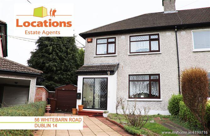 56 Whitebarn Road, Churchtown, Dublin 14