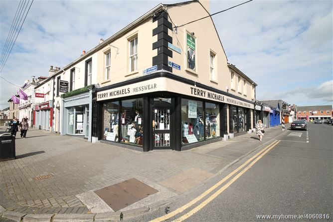 Terry Michaels Shop, Main Street, Newbridge, Kildare