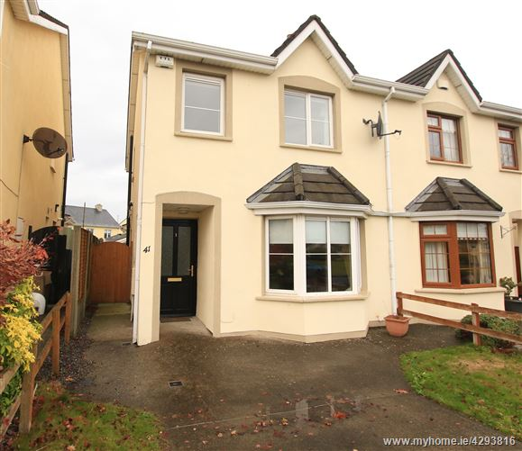 41 The Paddocks, Browneshill, Carlow Town, Carlow