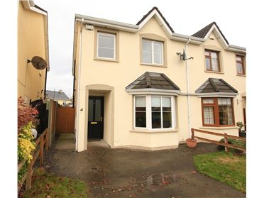 Main image of 41 The Paddocks, Browneshill, Carlow Town, Carlow