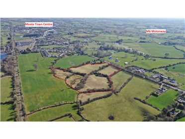Development Land at Tullaghnageeragh, Moate, Westmeath