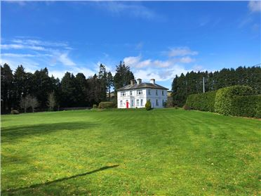 Main image of The Parochial House, Roundwood, Wicklow