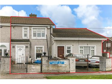 Main image of 29 & 29A Moatview Drive, Priorswood, Dublin 17, Dublin