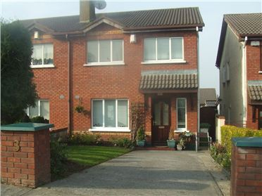 Main image of 3, Corbally Vale, Citywest, Tallaght, Dublin 24