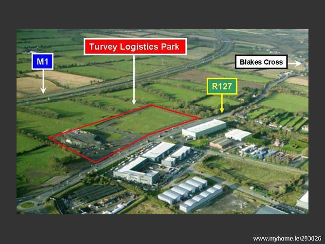 Turvey Logistics Park, Donabate, County Dublin