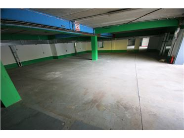 Photo of Car Park, Basement Floor, Building at Hanover Court, Kennedy Avenue, Carlow Town, Carlow