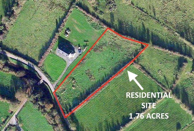 Main image for 1.76 Acre Site,Pallas Lower,Upperchurch,Thurles,Co. Tipperary
