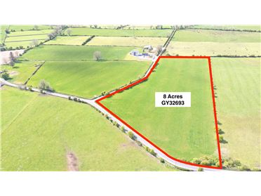 8  Acres @ Carheenard, Caherlistrane, Co. Galway