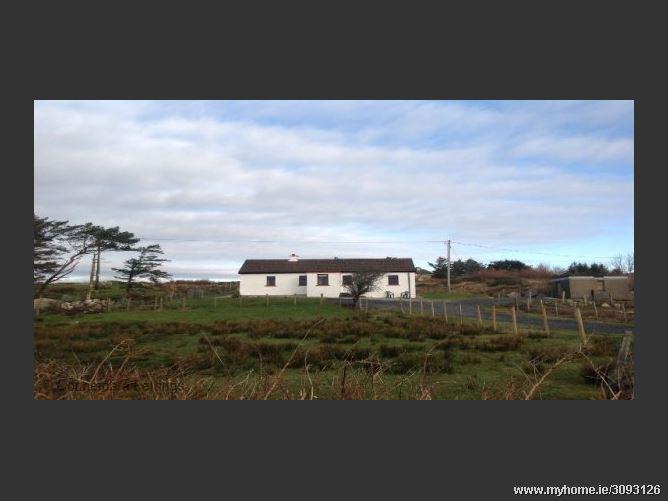 Colemans Cottage, Cashel,Cashel, Connemara