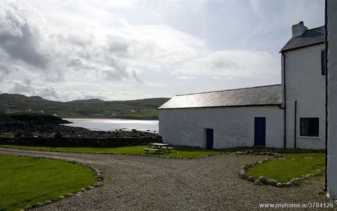 Termon House,Maghery,  Donegal, Ireland